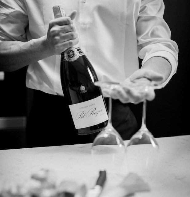 How to open a bottle of fizz with finesse