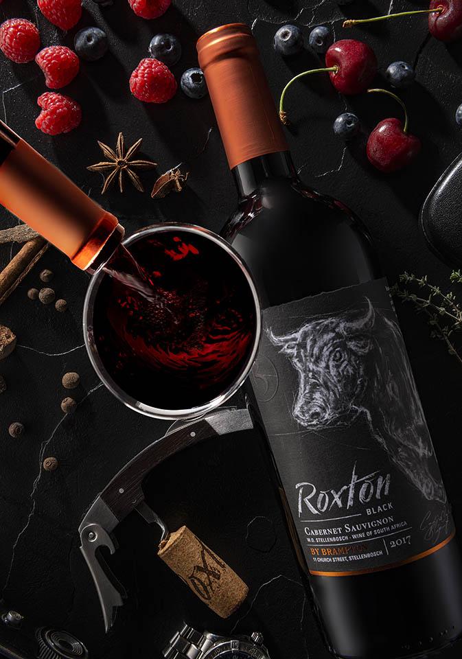 Brampton Wines – Roxton Black added to the Stellenbosch brand's  flagship series