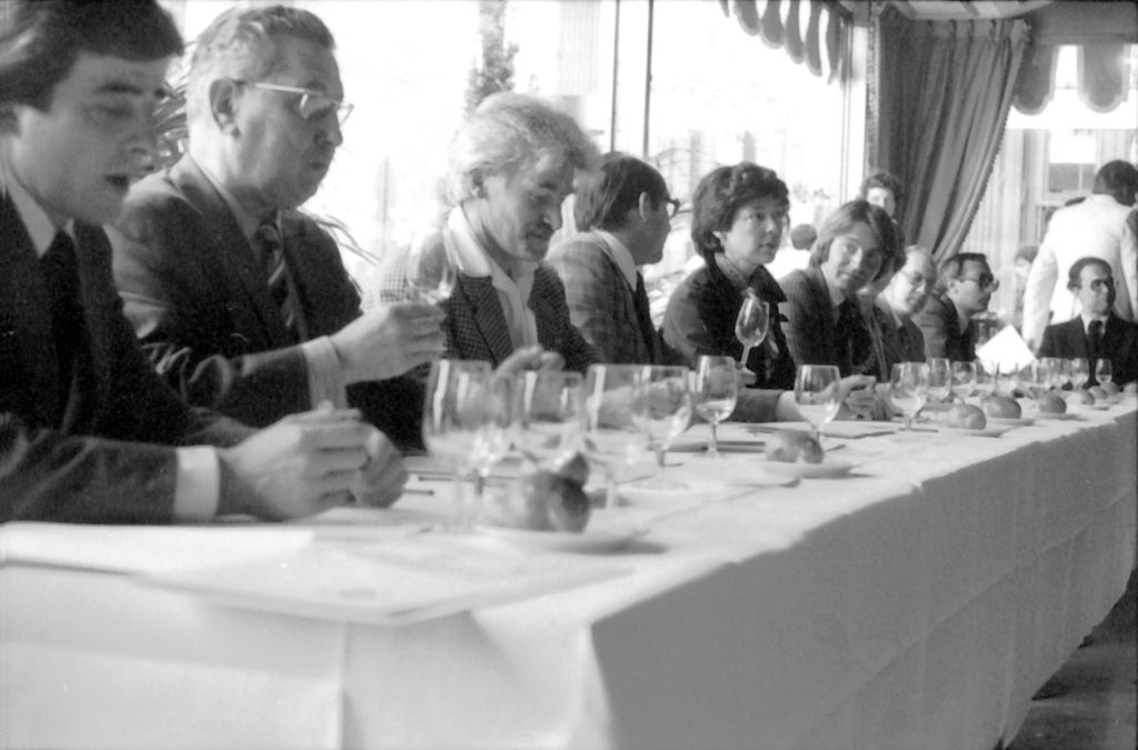 The Judgement of Paris: The contest that put California on the wine map