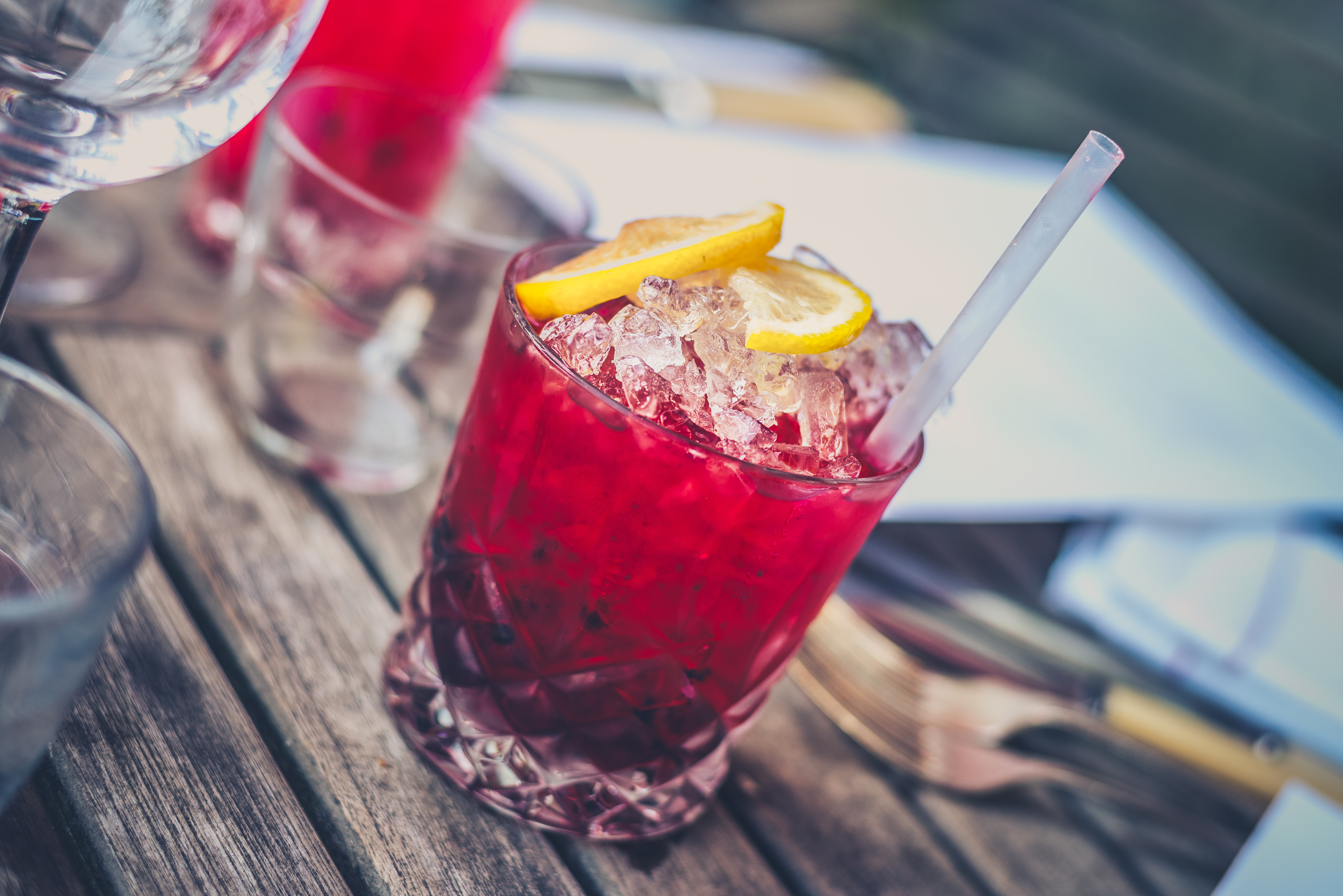 Soaking Up the End of Summer with Sangria