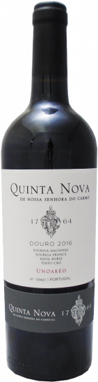 Quinta Nova Unoaked Douro 2018