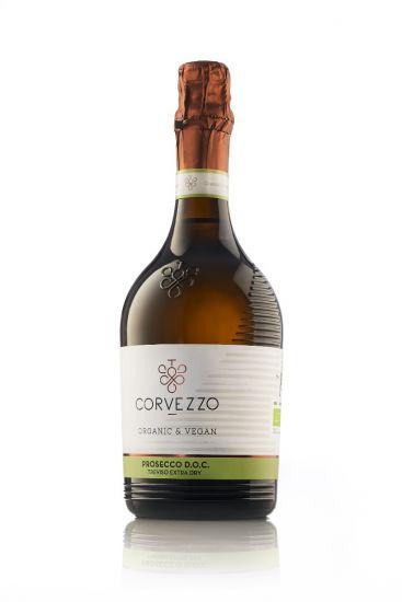 Corvezzo Organic and Vegan Prosecco Extra Dry NV