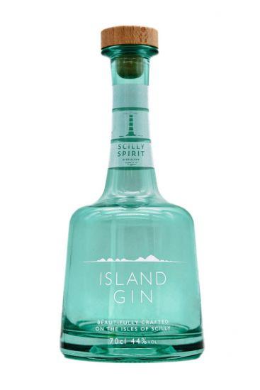 Island Gin Scilly Spirit 70cl