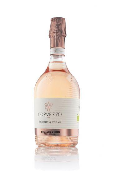 Corvezzo Prosecco Rosé DOC Organic & Vegan