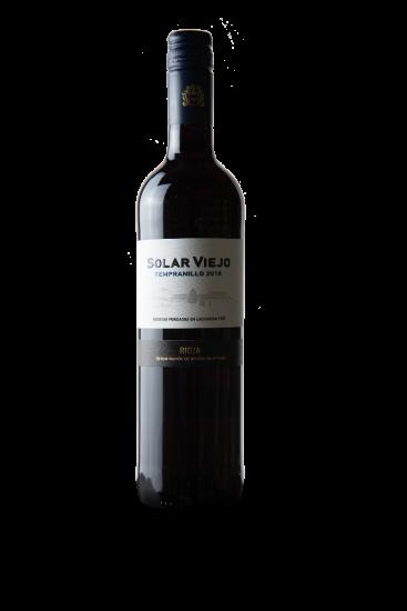 Solar Viejo Rioja Tempranillo 2018