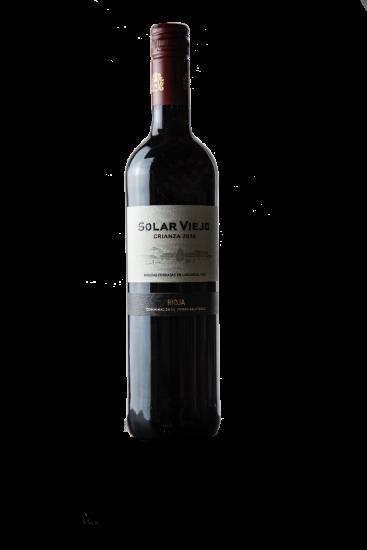 Solar Viejo Rioja Crianza 2016