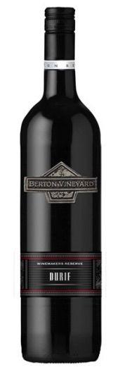Berton Vineyards Winemakers Reserve Durif 2020