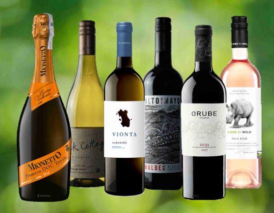 Bestsellers of 2020 - 6 Bottle Case