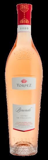 Chevalier Torpez Bravade Cotes de Provence Rose 2020