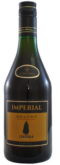 Sandeman Imperial Brandy De Jerez NV