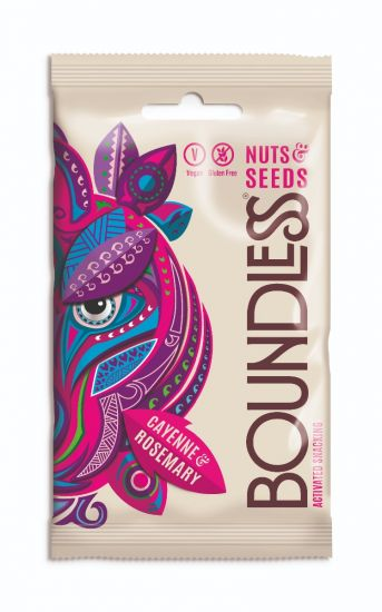 Boundless Activated Nuts & Seeds Cayenne & Rosemary