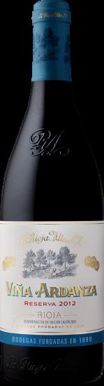 Vina Ardanza Reserva 2012 La Rioja Alta