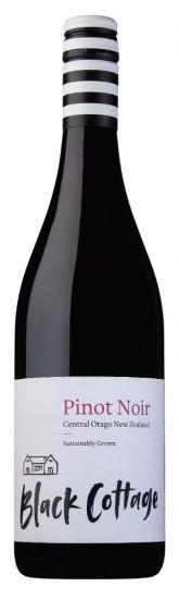 Black Cottage Central Otago Pinot Noir 2019