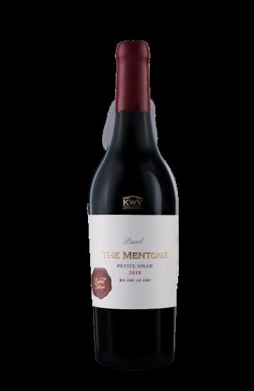 KWV The Mentors Ltd Edition Petite Sirah 2018