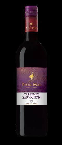 Yvon Mau Aude IGP Cabernet Sauvignon 2018