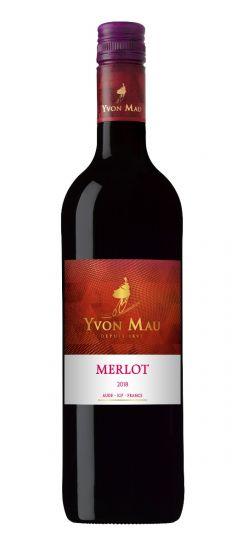 Yvon Mau Aude IGP Merlot 2019