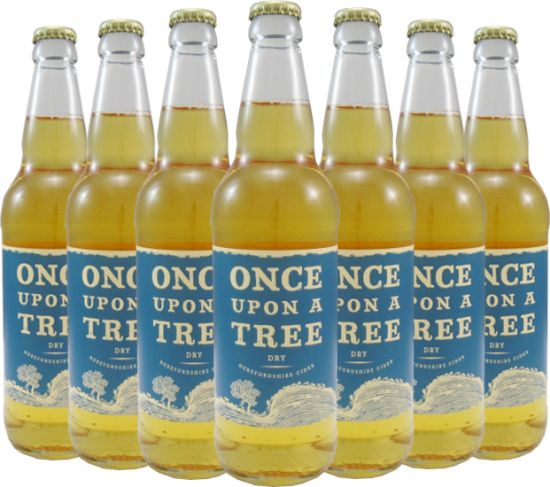 Once Upon A Tree Dry Cider 12 x 50cl