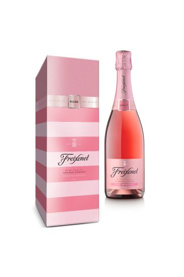 Freixenet Cordon Rosado with Limited-Edition Gift Box