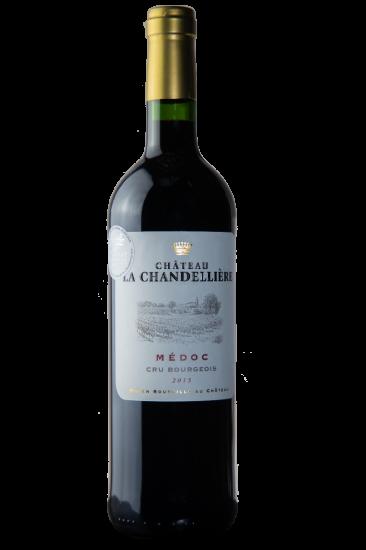 Chateau La Chandelliere Medoc Cru Bourgeois 2015