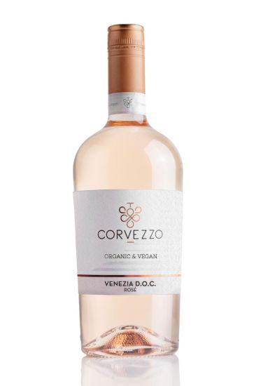 Corvezzo Organic & Vegan Venezia Rosé