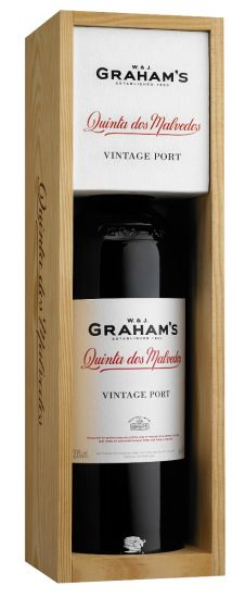 Graham's Quinta dos Malvedos 2009 Single Quinta Vintage Port