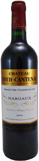 Chateau Boyd-Cantenac Margaux Grand Cru Classe 2016