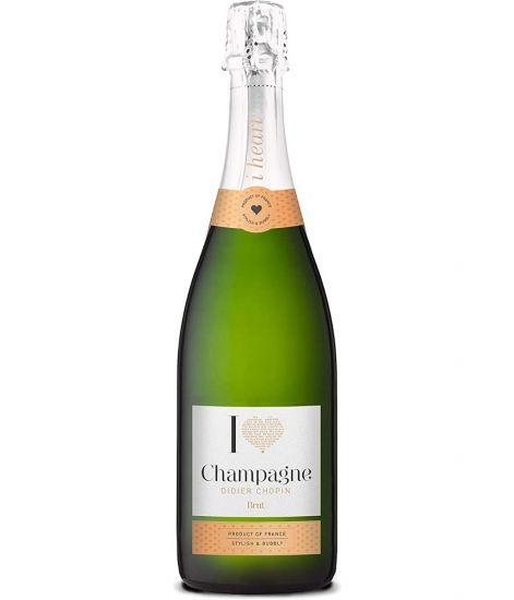 i heart Champagne Didier Chopin Brut NV