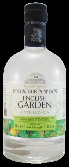 Foxdenton English Garden Gin