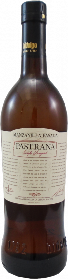 Bodegas Hidalgo Pastrana Manzanilla Pasada