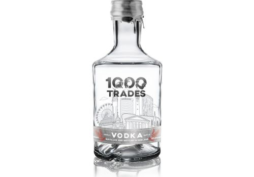 1000 Trades Distillery Vodka