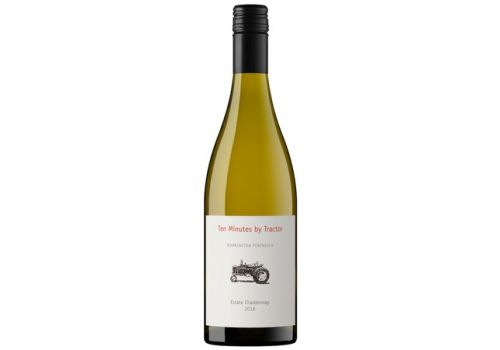 Ten Minutes by Tractor Estate Chardonnay 2018