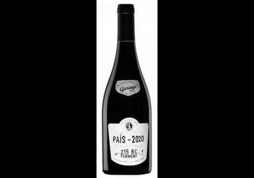 Garage Wine Co. País 2020 215 BC Ferment