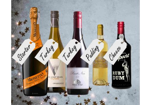 All You Need For Sunday Lunch - 5 bottle set