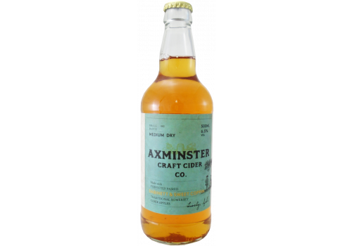 Axminster Craft Cider Co. Dabinett & Sweet Coppin
