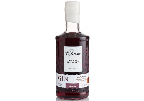 Chase Oak Aged Sloe & Mulberry Gin Liqueur 50cl