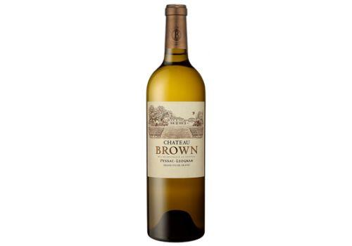 Chateau Brown Pessac-Leognan Blanc 2019