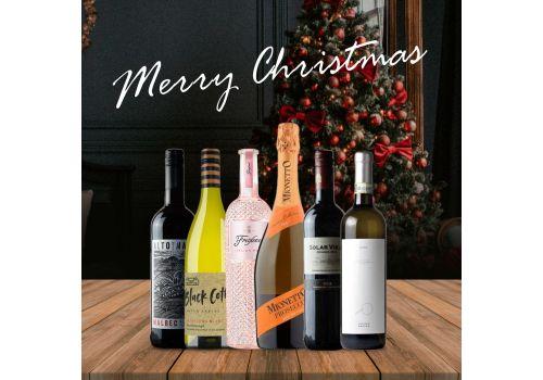 Christmas Essentials Case -  6 bottles - SAVE £15!