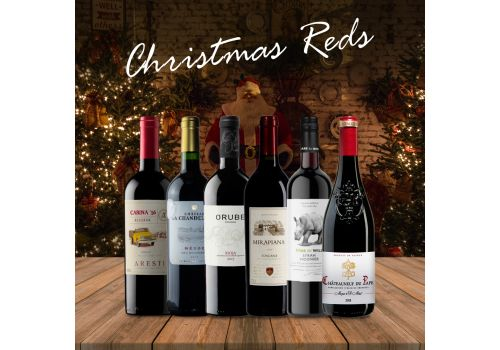 Christmas Reds - 6 Bottles – SAVE over £20!