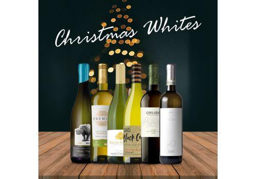 Christmas Whites - 6 Bottles - SAVE over £15!