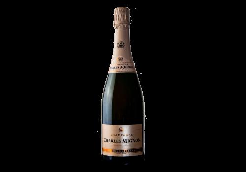 Charles Mignon Premium Reserve Champagne Brut Rosé NV
