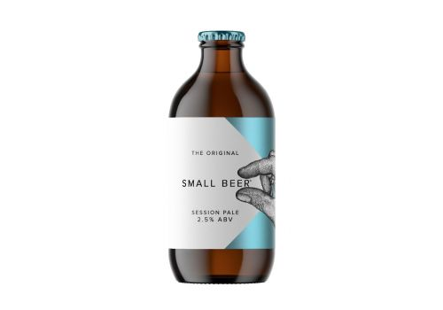 The Original Small Beer Session Pale 2.5% ABV