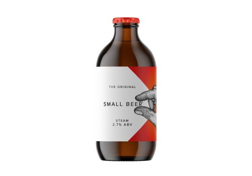 The Original Small Beer Steam 2.7% ABV