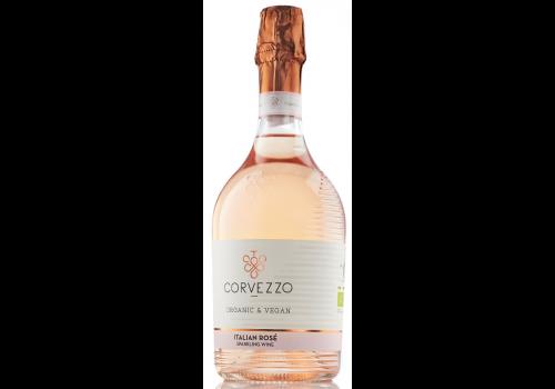 Corvezzo Italian Sparkling Organic & Vegan Rosé NV