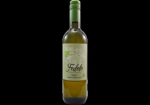 Fedele Organic Inzolia/Catarrato Bianco 2019