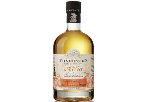 Foxdenton Golden Apricot Gin Liqueur