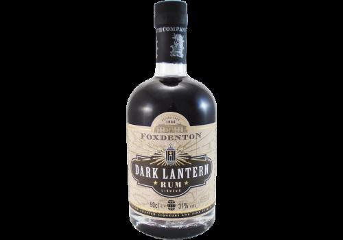 Foxdenton Dark Lantern Rum Liqueur 50cl