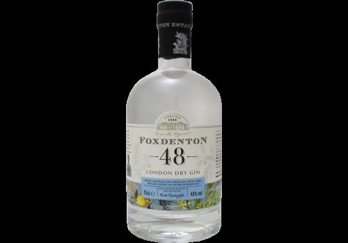 Foxdenton Original 48 London Dry Gin