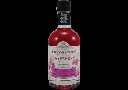 Foxdenton Raspberry Gin Liqueur Half Bottle