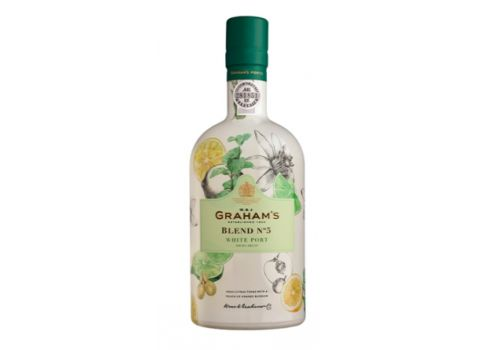 Graham's No. 5 White Port with 4 FREE Fever Tree Tonic