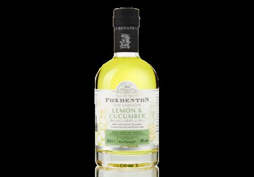 Foxdenton Lemon & Cucumber Gin 35cl
